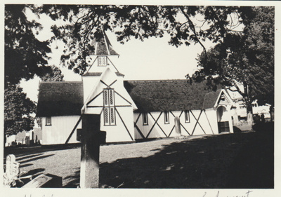 All Saints Church 1967; 1967; 2018.204.62