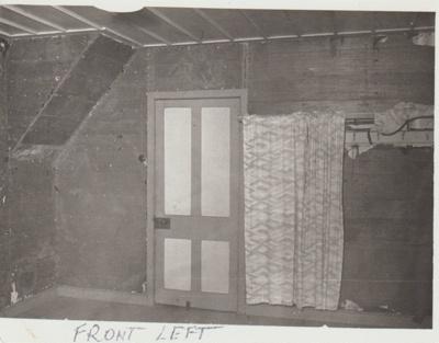 Shamrock Cottage interior.; 1967; 2018.035.29