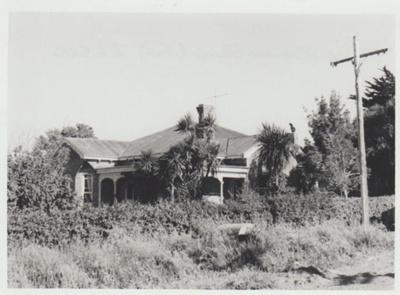 Granger House on Whitford-Maraetai Road; 1/12/1971; 2018.143.00