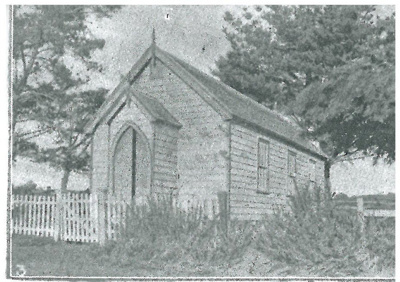 Methodist Church in Pakuranga Road; 1/03/2005; 2017.244.67