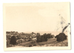 """Photograph: """"View to N. North East over the Bay""""; Mr Gregory; C. 1950; 00037"""