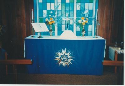St John's Church, Smales Road East Tamaki; Hattaway, Robert; 2018.275.17