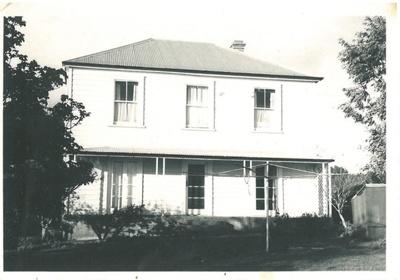 Roberts Farm Homestead; La Roche, Alan; 1/05/1972; 2016.296.89