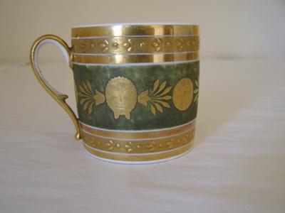 Coffee cup; 2010.28.2