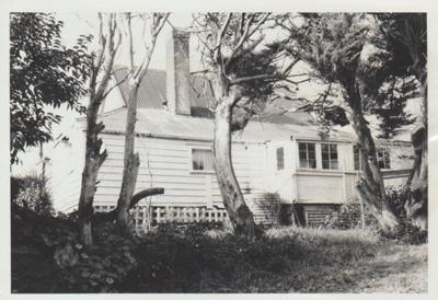 Smallman's cottage; La Roche, Alan; 1973; 2018.089.33