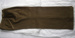 NZ Army Uniform Trousers; Unknown; 1939-1945; T2015.24.2