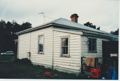 Murphy's homestead on Inglewood Farm; La Roche, Alan; 2018.176.98