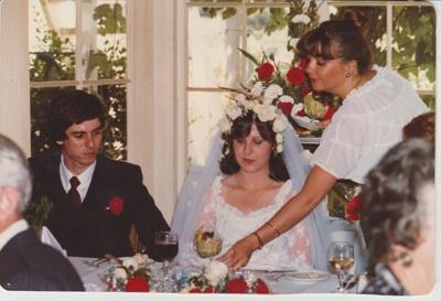 Bell House Wedding.; 1986; 2018.049.06