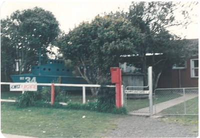 Howick Playcentre; 1985; 2016.121.27