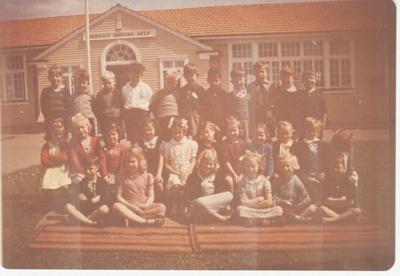 Howick District High School class; 1948-1950; 2019.080.05