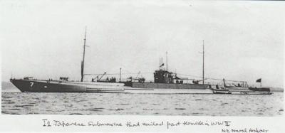 T1 Japanese submarine; 1944; 2017.482.18
