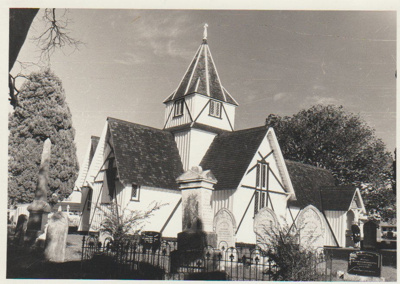 All Saints Church 1975; 1975; 2018.200.40