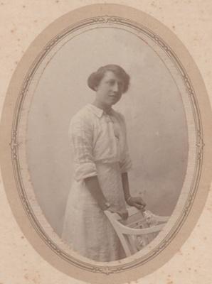 Sadie Somerville.; N Green, Dublin; 1916; 2018.421.12