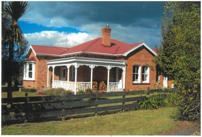 William Granger's Homestead, Trig Road Whitford.; La Roche, Alan; 2010; 2017.118.77