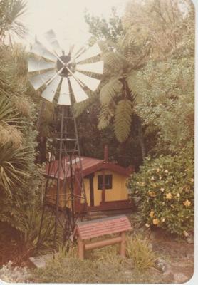 Entry sign to the Garden of Memories; La Roche, Alan; 1985; 2019.090.09