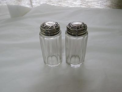 Dressing Table bottle; 1930s; O2018.127