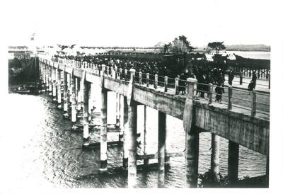 2nd Panmure Bridge opening; 14/08/1916; 2017.279.12