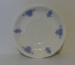 4 saucers (motif Group A: part of Victorian tea set; O2021.1.9