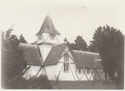 All Saints Church; 1904; 2018.181.02