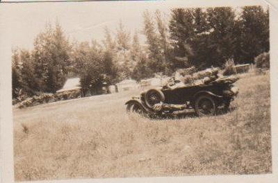 The Ausaldo at Wairakei 1929; 1929; 2017.462.12
