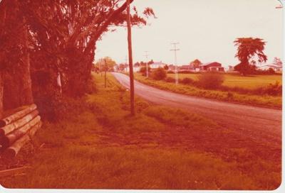 Bells Road.; La Roche, Alan; 1/10/1977; 2018.068.89
