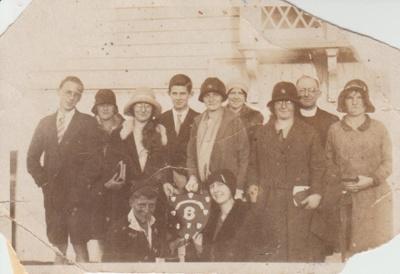 Presbyterian Bible Class at Howick; 1930; 2018.259.13
