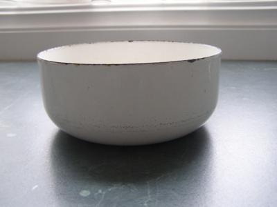 Enamel Bowl; Unknown; O2015.54