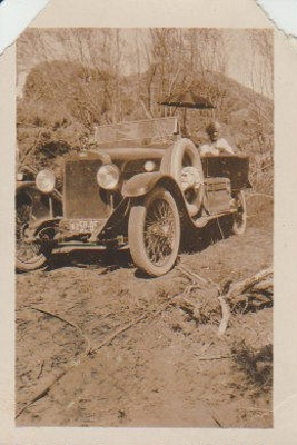 The Ausaldo at Aratiatia 1929; 1929; 2017.462.11