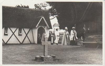 All Saints Consecration 1970; Legge, David, Picton Street; 1/11/1970; 2018.187.20