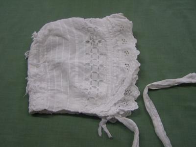 Cap; Unknown; 1900-1910; T2016.142