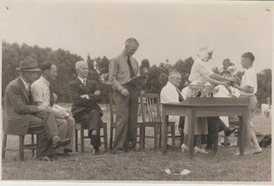 Howick DHS Calf Club prizegiving; 1/11/1949; 2019.086.02