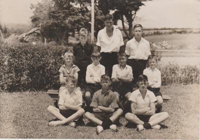 Howick District High School boys; Sloan, Ralph S; c1946; 2019.074.04