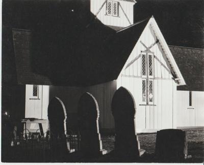 All Saints Church 1974; N.Z.Herald; 1/08/1974; 2018.197.36