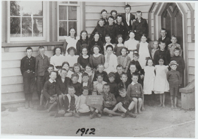 Pakuranga School Pupils 1912; 1912; 2019.023.01