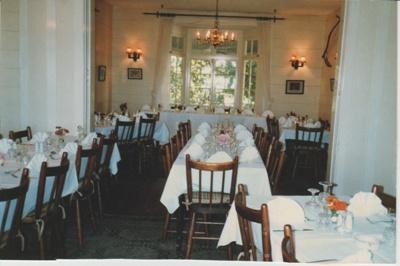 Bell House Wedding.; 1986; 2018.049.04