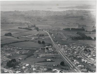 Pakuranga Road c1965; Eastern Courier; c1965; 2017.236.59