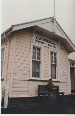 Clevedon Dstrict Centre; Eastern Courier; 2017.347.62