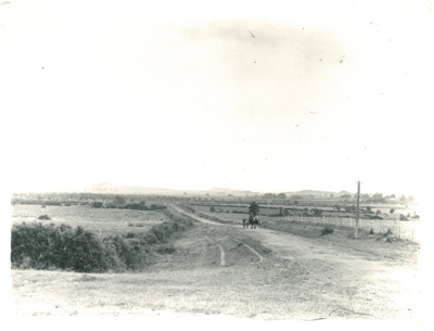 Pakuranga Road; Benson, C H, Mangere East; c1910; 2017.232.53