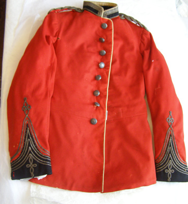 Military Band Uniform; Unknown; 1880-1920; T2015.34