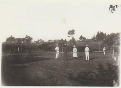 Tennis Players, 1904; 1904; 2017.354.01