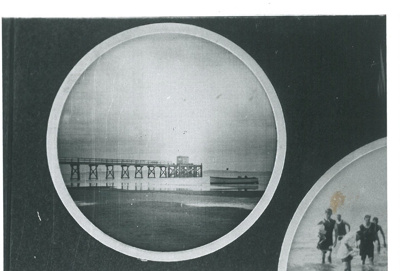 Howick Wharf 1908; 1908; 2016.591.33