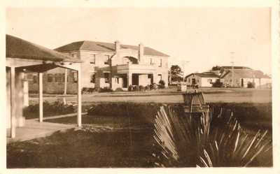 Marine Hotel, now Prospect of Howick, cnr Picton S...