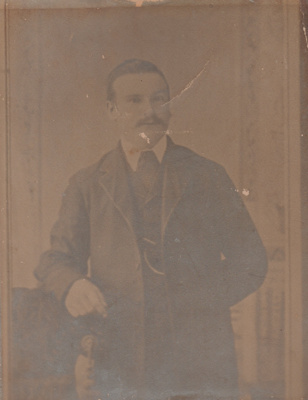 James Webb, the father of Alice Webb; 2018.429.01