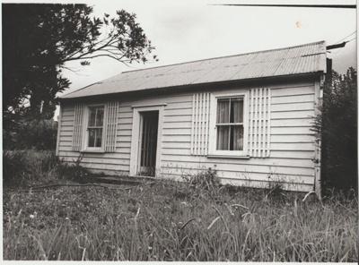William White's cottage; <1990; 2018.092.15