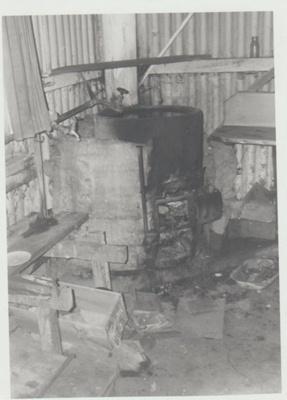 Bathroom copper.; La Roche, Alan; 1/09/1973; 2018.052.34