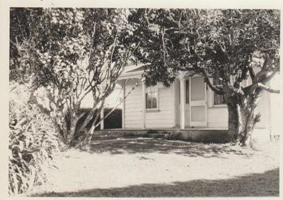 Thomas Heath's Fencible cottage; La Roche, Alan; 1968; 2018.078.03