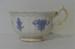 4 Tea Cups (motif Group A: part of Victorian tea set; O2021.1.5; O2021.1.6; O2021.1.7; O2021.1.8