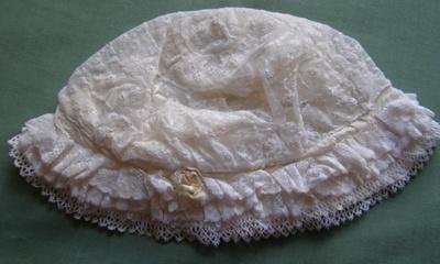 Cap; Unknown; 1900-1910; T2016.686