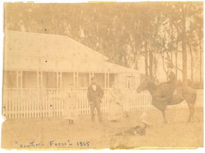 Hawthorn Farm, 1892; 1888; 2016.255.37
