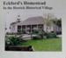 Boxed collection Alan La Roche Reasearch Notes Eckford Homestead; Alan La Roche; 1975-2010; 2012.50.1